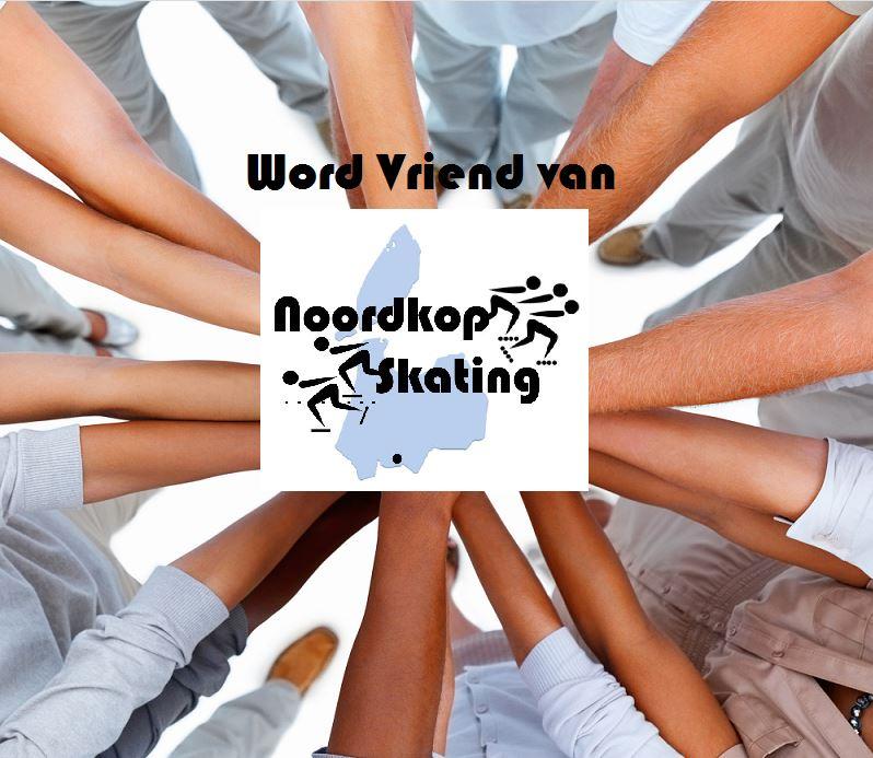Word Vriend van Noordkop Skating